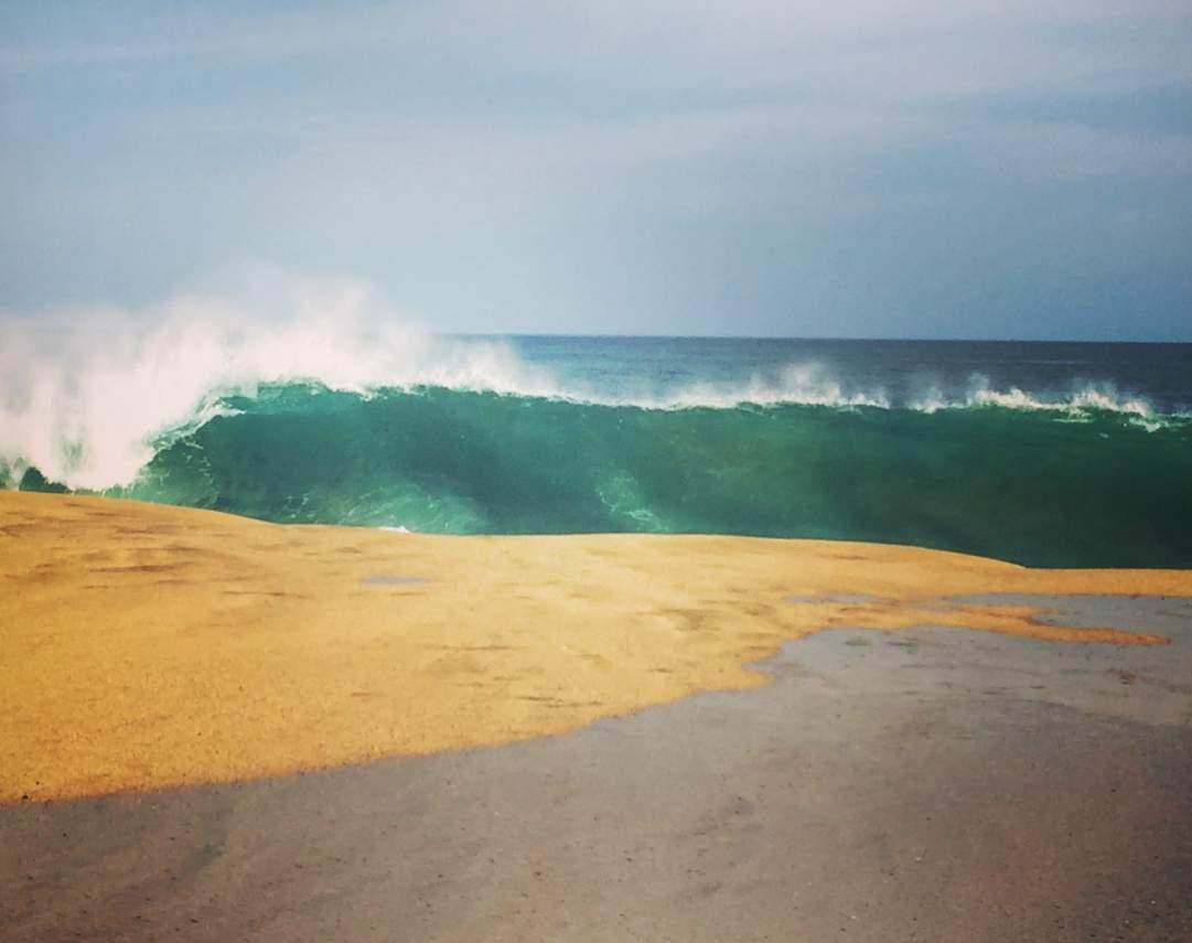 Lumahai Dangerous Shorebreak