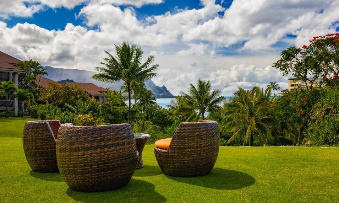 Princeville Bali Hai View
